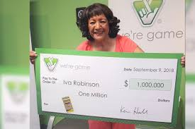 Grottoes woman wins $1 million with scratch-off lottery ticket