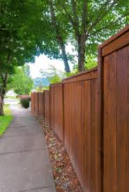 Paint Vs Stain The Best Way To Care For A Wood Fence