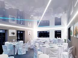stretch ceilings saros design