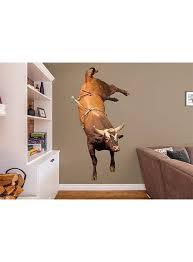 Bushwacker Giant Wall Decal Bulls Pbr Shop