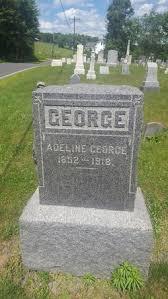 Adeline George (1852-1918) - Find A Grave Memorial