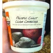 signature cafe pacific coast clam