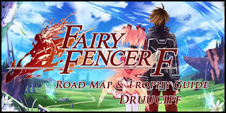 Fairy Fencer F Road Map Trophy Guide Playstationtrophies Org