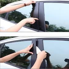 For Mitsubishi Lancer Outlander Asx Rvr Accessories Bc Window Trim Decals Decoration Protector Mirror Surface Car Pillar Sticker Aliexpress Com Imall Com