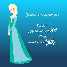 Tarjetas Personalizadas Princesas Disney Reinas Disney