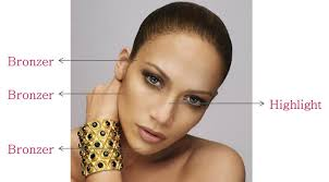 makeup for oblong face shapes