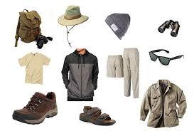 clothes to wear on safari safari