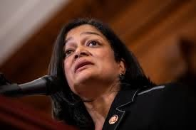Rep. Jayapal asks that her name be properly pronounced after colleague gets  it wrong