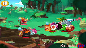 ANGRY BIRDS EPIC: Square Forest 3 - Walkthrough for iPhone / iPad ...