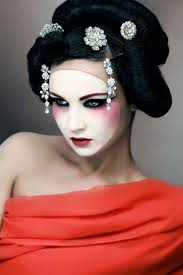 geisha makeup for 2019 ideas