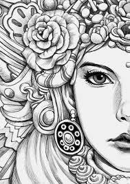 Afbeelding Van Teken Kleurplaten Voor Volwassenen Door Creaelma