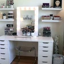 white vanity set ikea white vanity desk