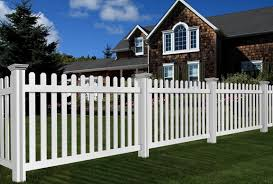 Wam Bam No Dig Fence 4 Ft H X 7 Ft W Jiminy Picket Vinyl Fencing Wayfair Ca