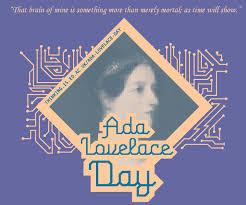 Ada Lovelace Day 2017 at the University of Edinburgh – Ada Lovelace Day