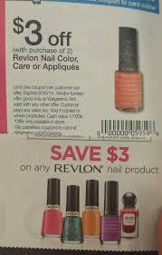 free revlon nail polish at walgreens