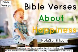 bible verses about happiness short bible verses bible verses