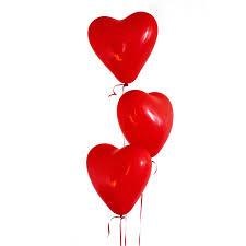 heart balloon png transpa