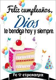 Felicidades A Quienes Cumplen Ano El Dia De Hoy Feliz
