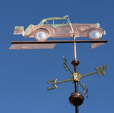 how weathervanes are made west coast