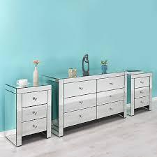 drawer bedside cabinets
