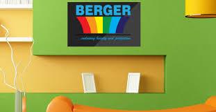 berger paints nigeria list 2020