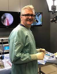 Prof Adrian Wilson – global knee and sports injury specialist