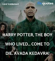 lord voldemort quotes harry potter and the deathly hallows part