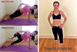 10 minute ab routine