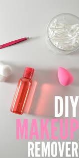 simple 3 ing diy makeup remover