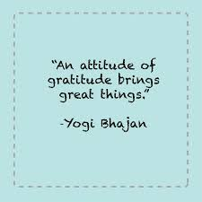 quotes about an attitude of gratitude quotes
