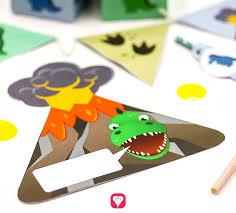 Hier kannst du dir schnell und einfach dein ausmalbild kleiner dinosaurier ausdrucken. Dino Einladungskarte Fur Den Kindergeburtstag Balloonas Com