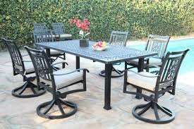 heaven collection cast aluminum outdoor