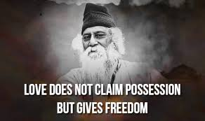 rabindranath tagore th birth anniversary quotes by the