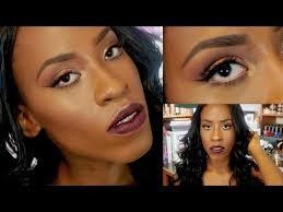 makeup tutorial for black women