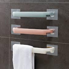 bathroom towel hanger plastic towel