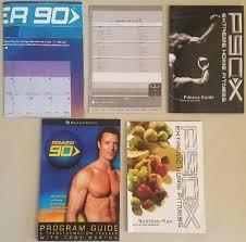 p90x fitness program guide nutrition