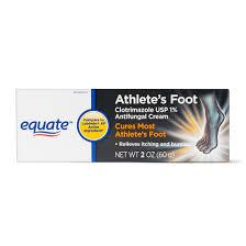 equate athlete s foot antifungal cream