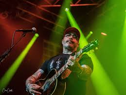 Aaron Lewis from Staind Performs at House of Blues Orlando - These ...