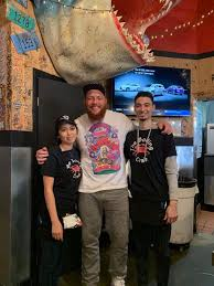 Aaron Neary from the Los Angeles Rams... - The Boiling Crab | Facebook