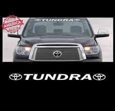 Toyota Tundra Hood Decal Toyota Tundra