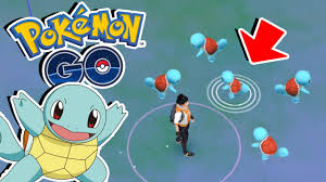 Pokemon Go Nests – Bexdyie
