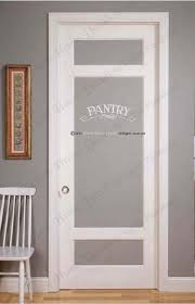 Pantry Or Laundry Decal For Wall Or Glass Door Etsy