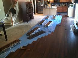 solid wood floor moisture barrier