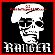 U S Army Ranger Skull Sniper Car Truck Store Window Decal Sticker