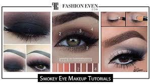 15 best smokey eye makeup tutorials to