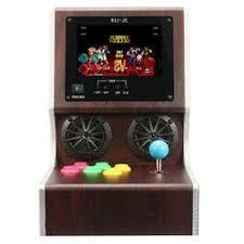 mini home arcade cabinet game console