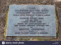 Memorial plaque to Maurice Bower and Adele Scott Saul, Pennsylvania Stock  Photo - Alamy