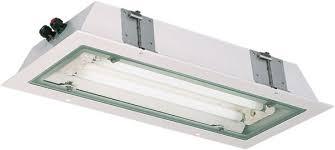 led linear ex light fitting