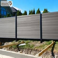Euro Modern Outdoor Yard Used Vinyl Prefabricated Plastic Privacy Garden Modular Fences Wpc Panels System For Houses Buy Wpc Fences Panels For Houses Modular Fences Outdoor Yard Used Vinyl Plastic Privacy Fence Product