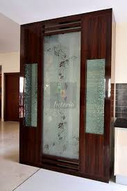 123interio pooja room door design